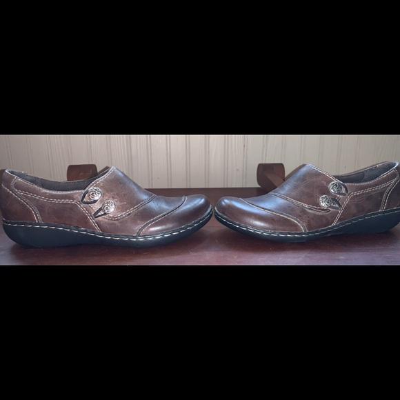 Clarks Shoes   Ashland Alpine Womens 7